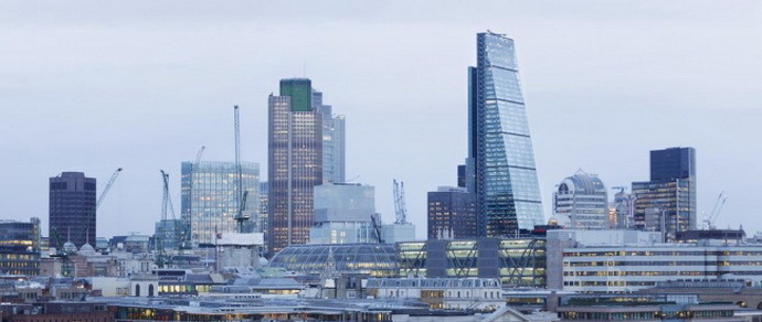 В Лондоне достроили небоскреб, прозванный в народе «терка для сыра»