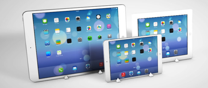 СМИ: Samsung займется поставками дисплеев для нового iPad Air и iPad Pro