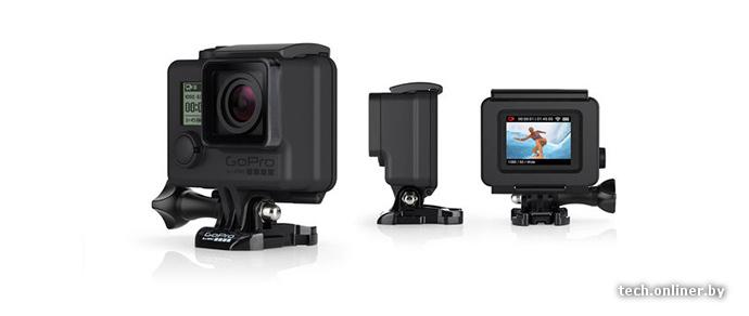 GoPro представила три новые камеры: дешевую, с тачскрином и с 4K-видеозаписью