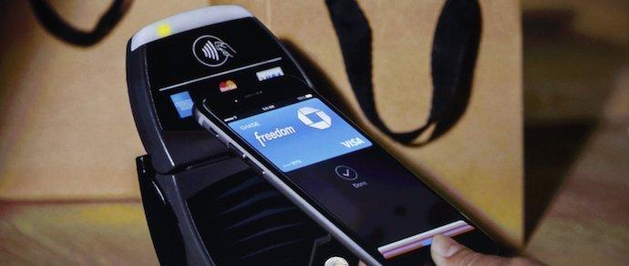 Чип NFC в iPhone 6 сможет работать только с Apple Pay
