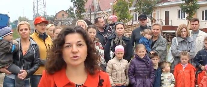 Новое видеообращение к Лукашенко: «Застройщик поднял цену метра до 7,6 млн рублей. Где взять деньги? Мы же многодетные семьи»