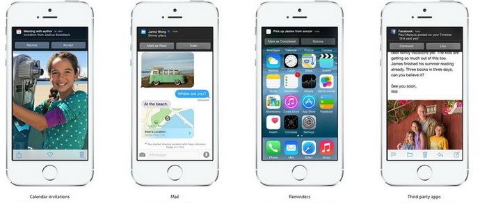 Сегодня выйдет iOS 8