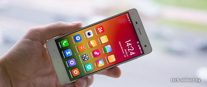 Обзор пожирателя рейтингов — «знойного» флагмана Xiaomi Mi 4