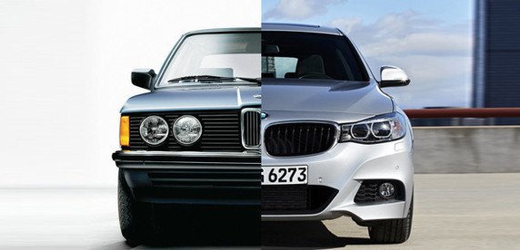 40-летняя история BMW 3-Series: от компактных купе до премиум-хетчбэков