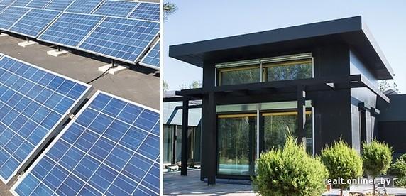 Семейная пара вложила миллион долларов в энергоэффективный дом в стиле модерн. Излишки энергии планируют продавать государству