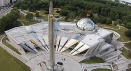 Голосование: нравится ли вам новое здание музея Великой Отечественной войны?