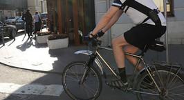 22 сентября компаниям предложат пересесть на велосипеды