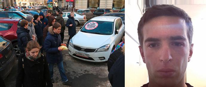 Основателя движения «СтопХам» Дмитрия Чугунова избили сегодня в Москве