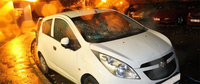 Житель Гродно выместил злость от проигрыша в игровых автоматах на трех автомобилях