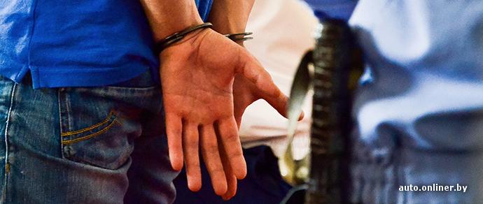 Минская область: задержана группа подростков-автоворов