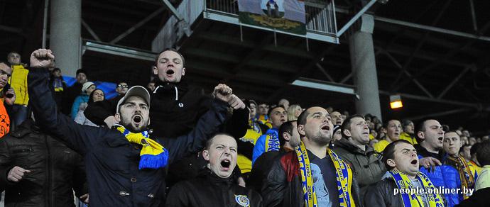 Унижение в Борисове: фоторепортаж с матча, в котором украинский «Шахтер» разгромил «БАТЭ» — 7:0