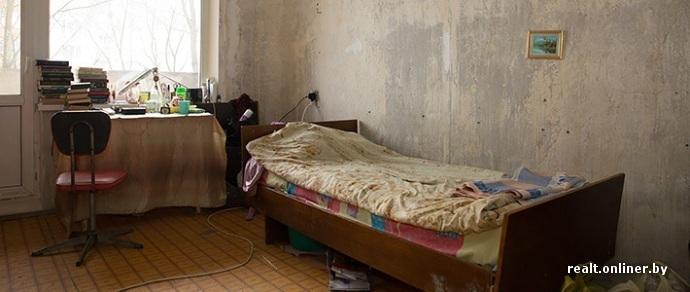 Минчанам предлагают поселиться в квартирах неблагополучных семей, пока родители «мотают срок», а дети в интернате. Стоимость проживания — от $134 до $177 в месяц