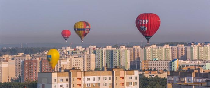 Два года из жизни города: новый захватывающий timelapse-ролик о Минске