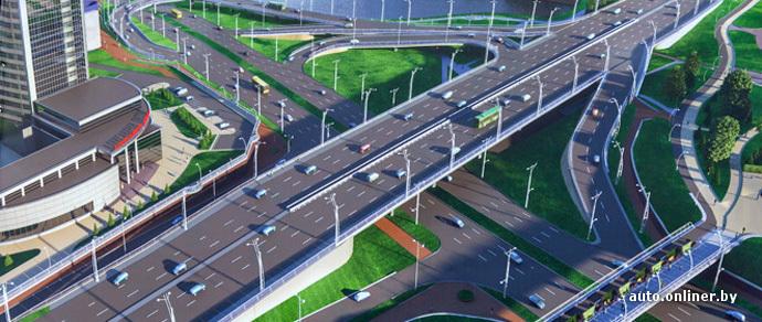 Строительство развязки проспекта Независимости и улицы Филимонова начнут 10 ноября