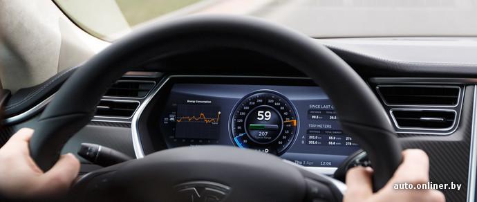 Tesla Model S: первые 10 тысяч километров по Беларуси