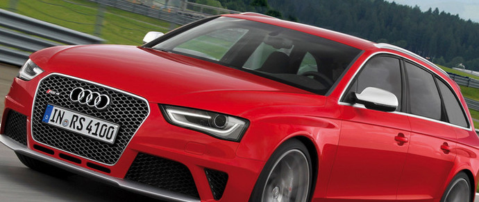 Вместо атмосферного V8 на Audi RS4 будут устанавливать 6-цилиндровый турбомотор