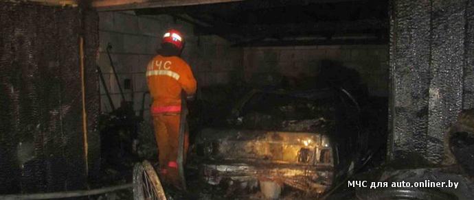 Мужчина получил тяжелые ожоги, проводя ремонт бензонасоса в гараже