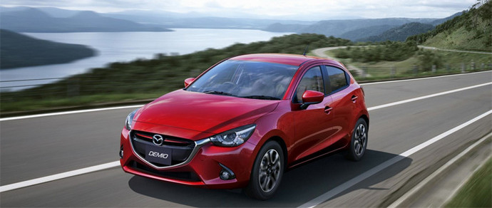 Новое поколение Mazda2 начали выпускать в Мексике