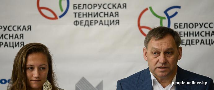 Один из самых богатых бизнесменов Беларуси Александр Шакутин: «Теннис — это спорт обеспеченных, но мы поддерживаем и обычных детей»