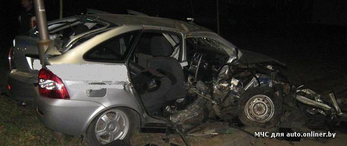 В Ивье два человека пострадали в столкновении Volkswagen и ВАЗа