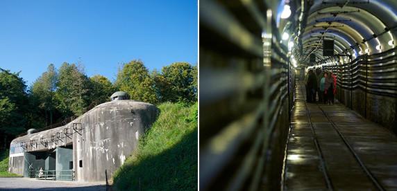 Форт Шоненбург: подземный город-крепость в недрах Эльзаса