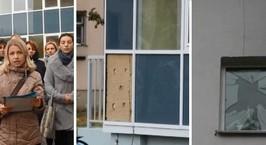 Дольщики записали третье видеообращение к президенту: «Наш дом сдали только на бумаге: коммуникации не подключены, ремонт ужасный, уже 4 месяца многоэтажка разворовывается»