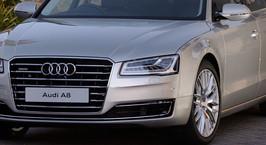 Новый седан Audi A8 будет сам ездить лучше, чем большинство водителей
