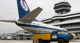 Въезд на территорию минского аэропорта станет платным