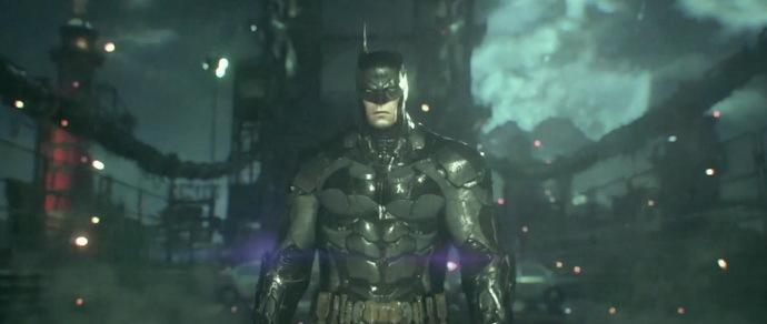 Warner показала зачистку химзавода в трейлере Batman: Arkham Knight