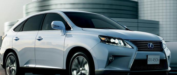 Нынешняя версия Lexus RX покинет рынок в ближайший месяц