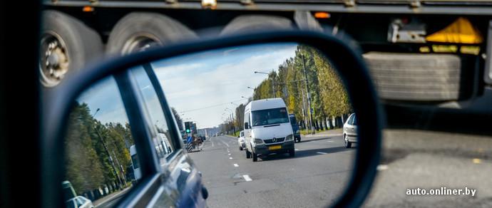 За 6 дней столичная ГАИ выявила почти 350 нарушений у водителей маршруток