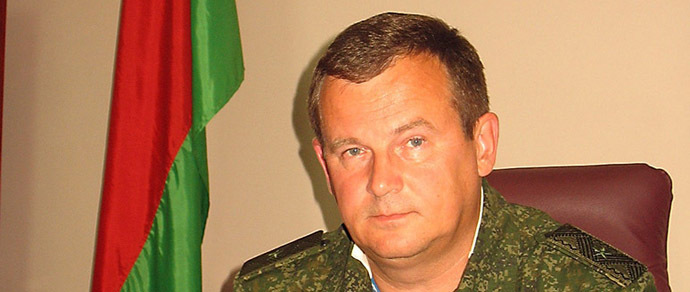 Новым министром обороны стал белорус Андрей Равков