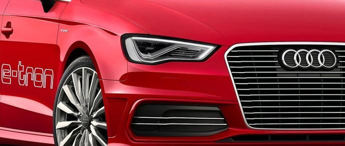 В 2017 году Audi выпустит электромобиль с запасом хода 450 км