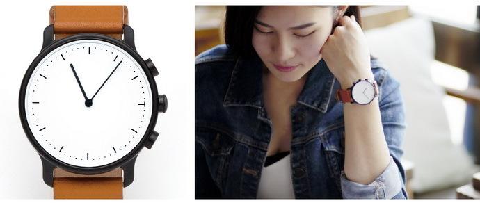 Французы собрали деньги на умные часы, «не требующие зарядки»