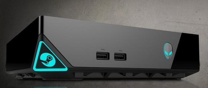 Игровая приставка Alienware Alpha поступила в продажу