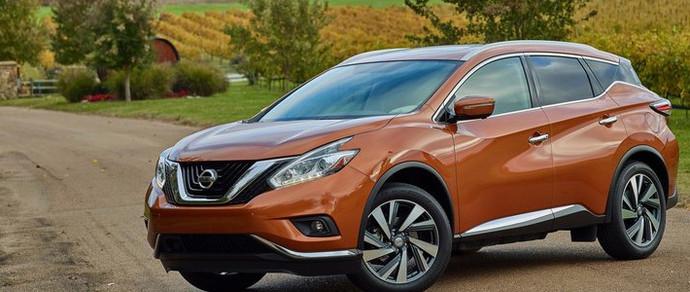 Nissan начнет продажу нового Murano пятого декабря