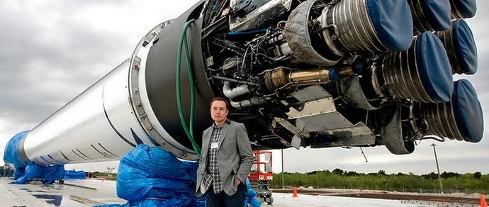 SpaceX протестирует посадочные «дроны»-платформы для космических кораблей