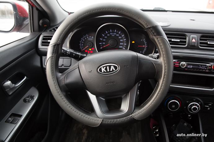 обкатка нового автомобиля киа рио сколько километров
