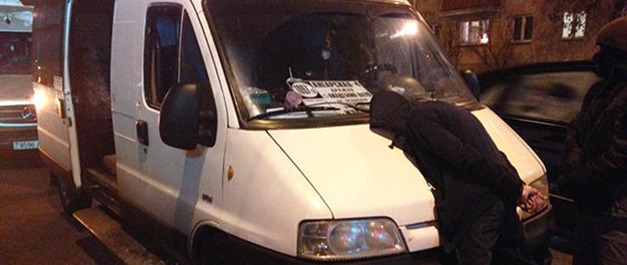 Минск: маршрутчик продавал наркотики своим пассажирам