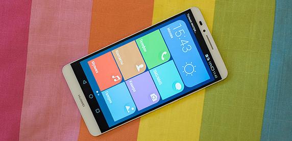 Обзор «железного планшетофона» Huawei Ascend Mate7