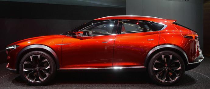 Mazda готовит кроссовер в стиле BMW X4 - Авто onliner.by