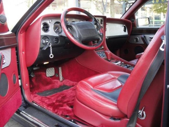 Bentley Майка Тайсона нашел нового владельца.