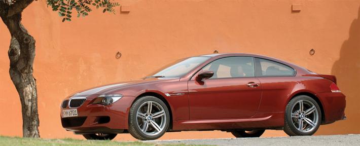Владелец BMW M6 получит всего лишь 30 процентов от стоимости своего автомобиля