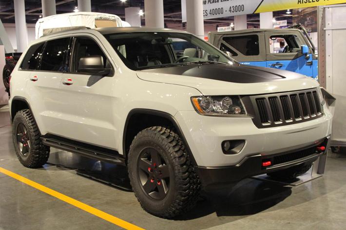 jeep grand cherokee тюнинг фото
