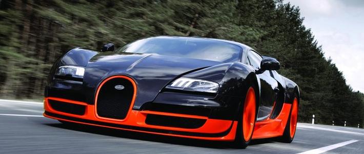 Bugatti Veyron Super Sport – $2,6 млн
