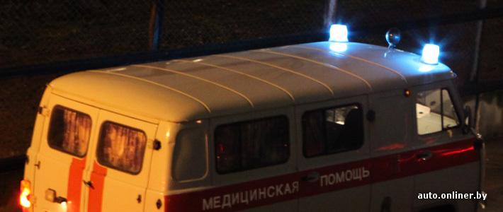 Двое пешеходов погибли вчера в Беларуси