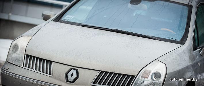 Renault Vel Satis. Внешность обманчива, или Красота внутри
