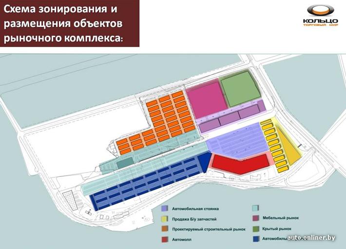 В Минске начинает работу крупнейший торговый центр автозапчастей и аксессуаров
