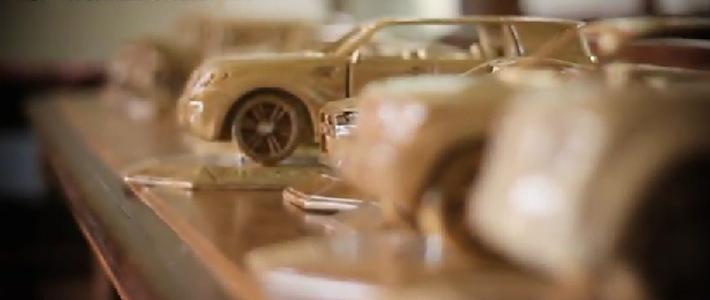 делает модели автомобилей