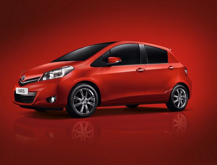 Toyota Yaris 2012 #11